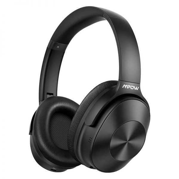 Mpow H12 Hybrid Active Noise Cancelling Headphones (1)