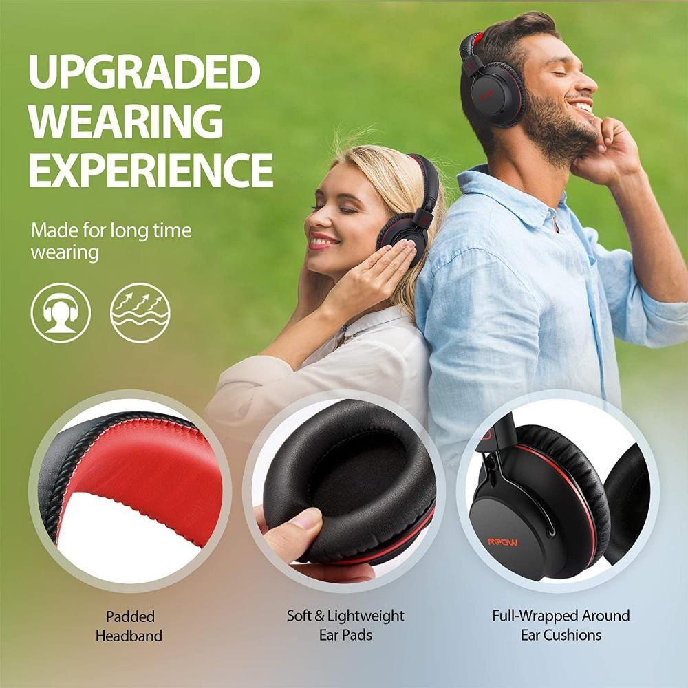 Mpow X3 0 Wireless Over Ear Headphones (3)