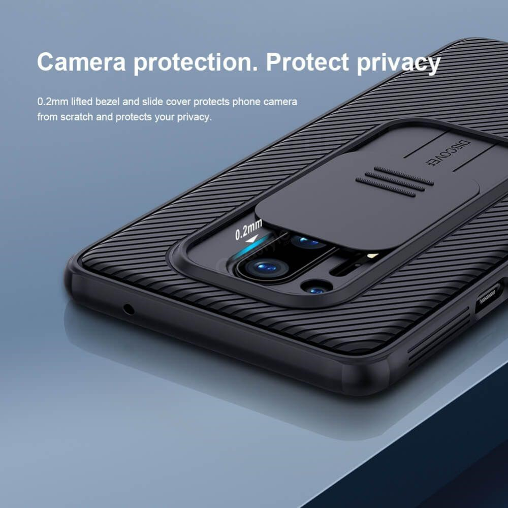Nillkin Camshield Pro Cover Case For Oneplus 8 Pro (1)