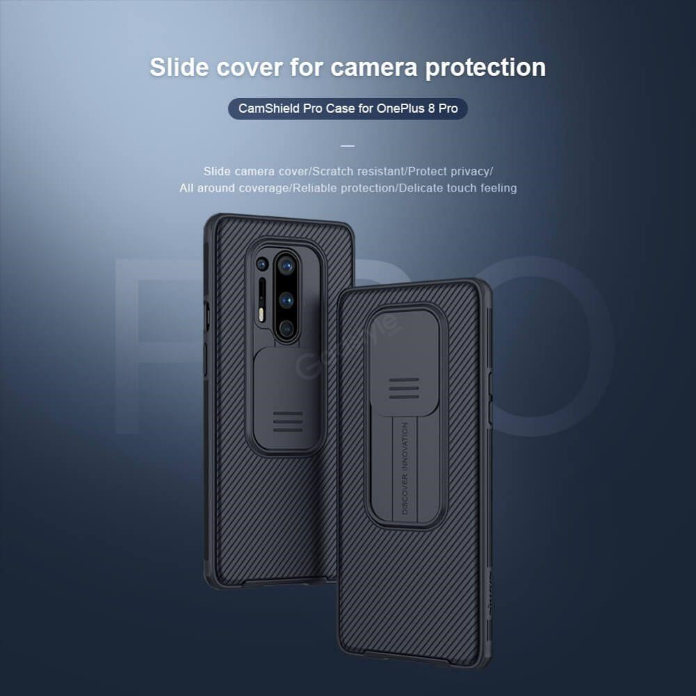 Nillkin Camshield Pro Cover Case For Oneplus 8 Pro (6)