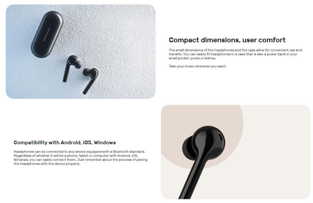 Nillkin Freepods Fp01 Tws Blutooth 5 0 True Wireless Earbuds (4)