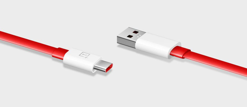 Original Oneplus Warp Charge 30w Power Adapter With Type C Cable