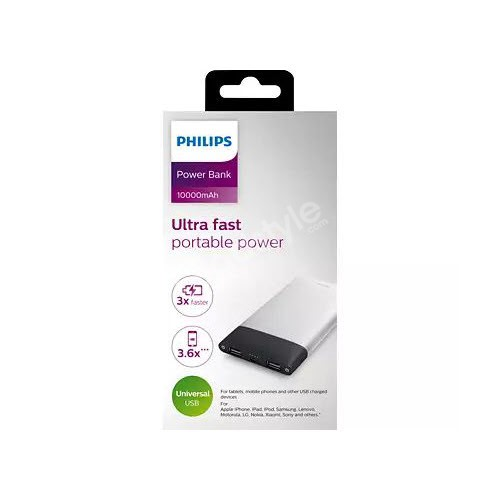 Philips 10000 Mah Usb Power Bank (2)