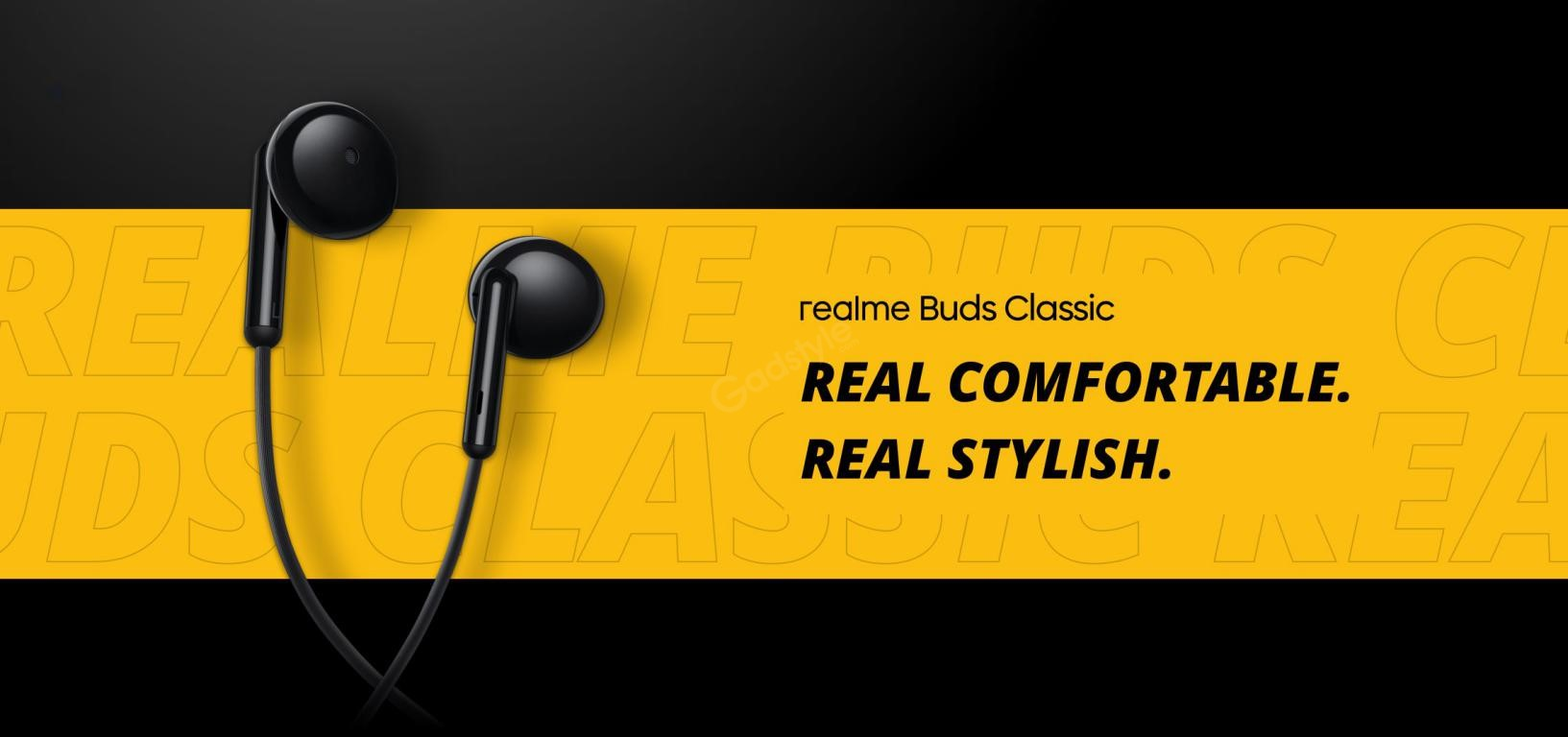 Realme Buds Classic Wired Earphones (1)