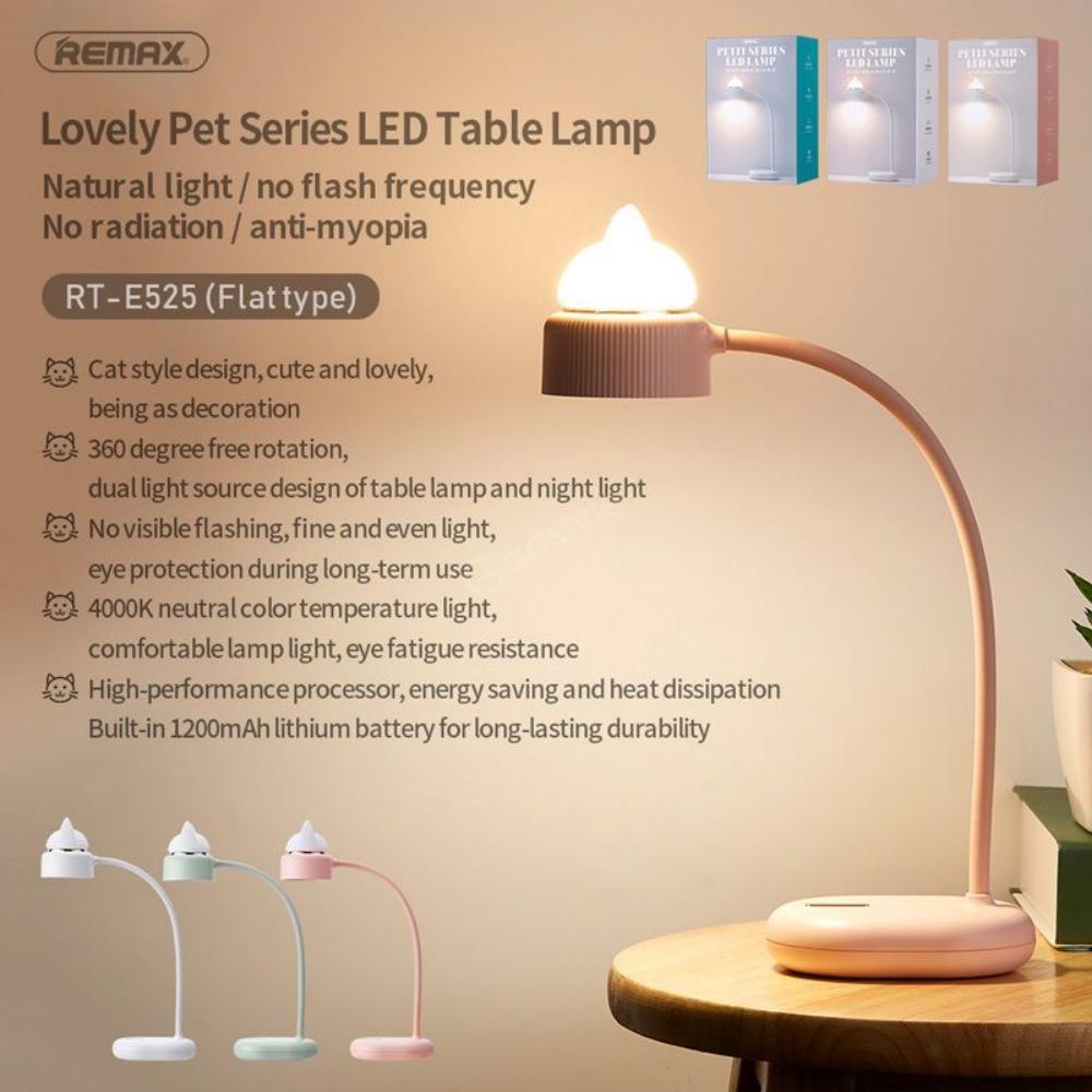 Remax Rt E525 Petit Series Led Lamp (2)