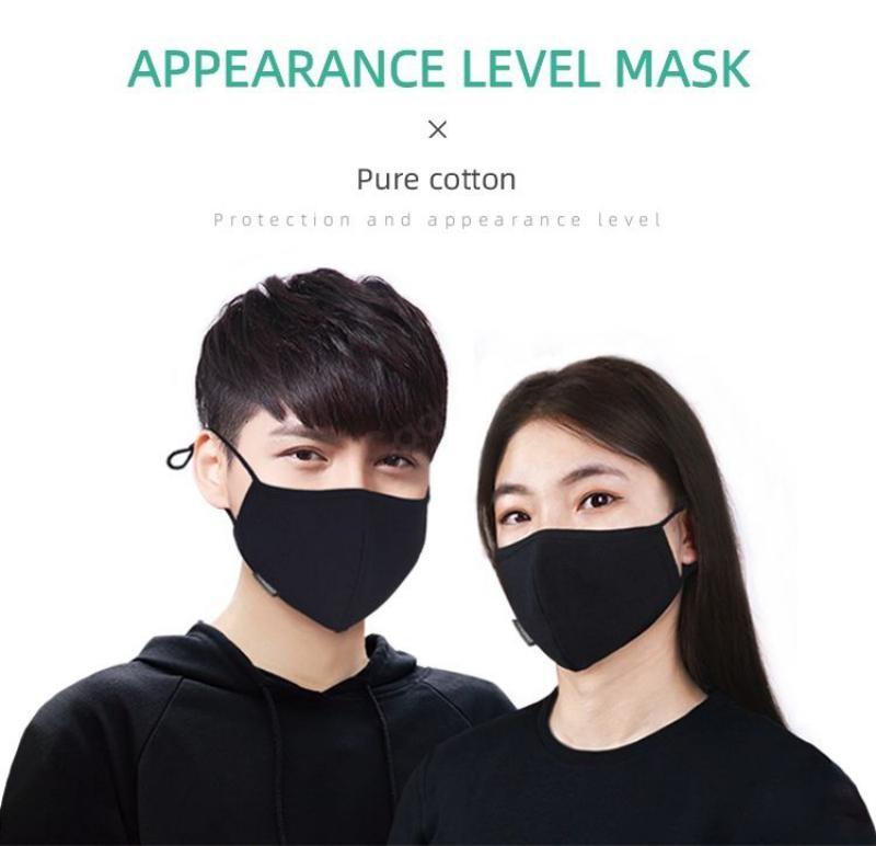 Reusable Fashion Mask With Adjustable Ear Cord (1)