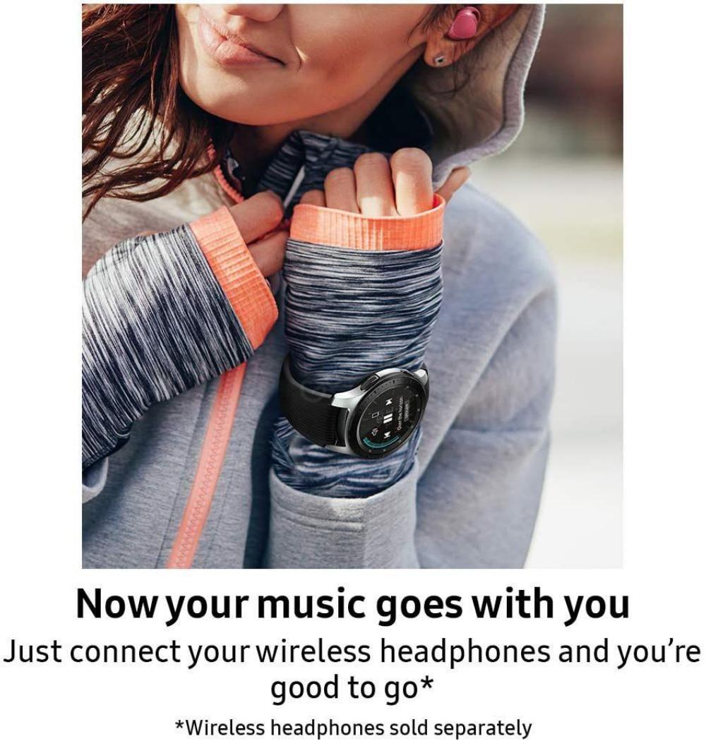 Samsung Galaxy Watch Bluetooth 42mm Midnight Black (3)