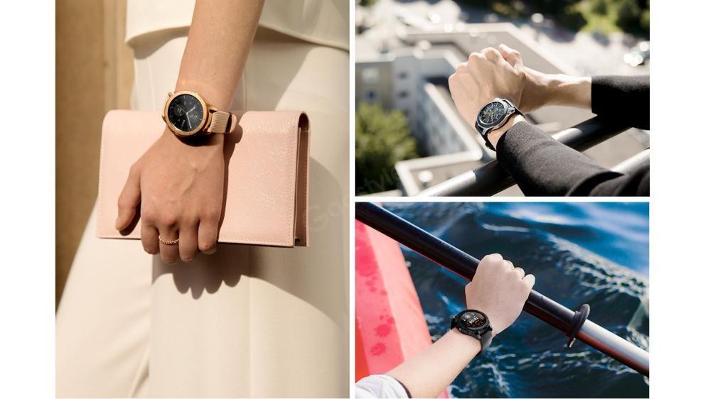 Samsung Galaxy Watch Bluetooth 42mm Midnight Black (4)