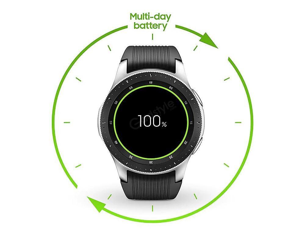 Samsung Galaxy Watch Bluetooth 42mm Midnight Black (5)