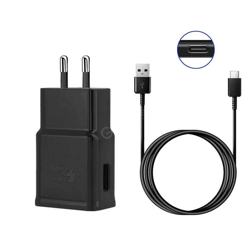 Samsung Original Fast Charge Wall Charger Ep Ta200 For Samsung Galaxy Galaxy S9 S10 S10plus (2)