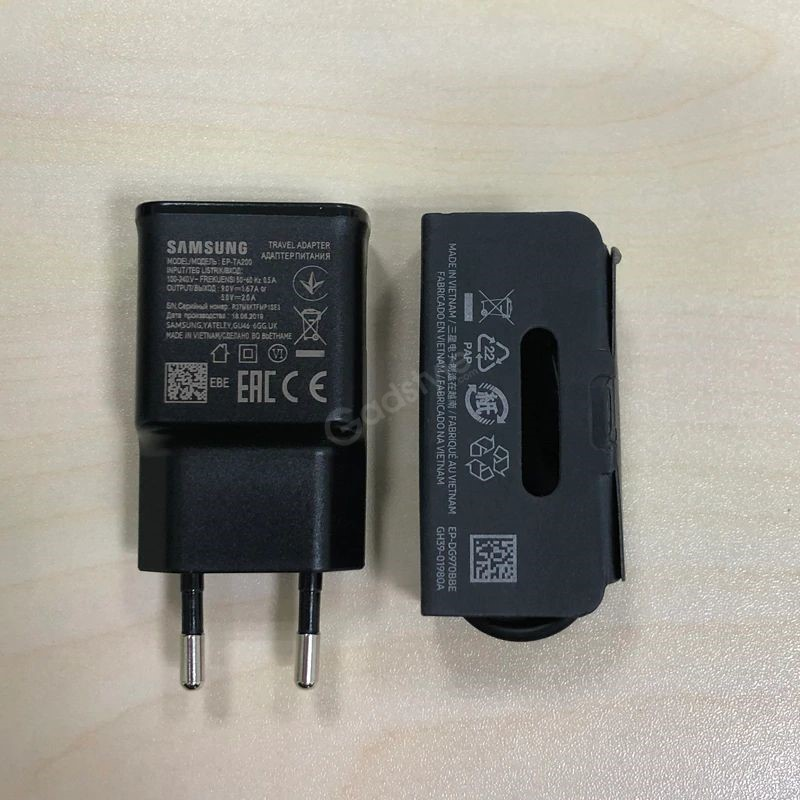 Samsung Original Fast Charge Wall Charger Ep Ta200 For Samsung Galaxy Galaxy S9 S10 S10plus (4)
