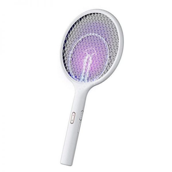 Usams Us Zb165 2 In 1 Mosquito Killer Lamp Electric Mosquito Swatter (4)