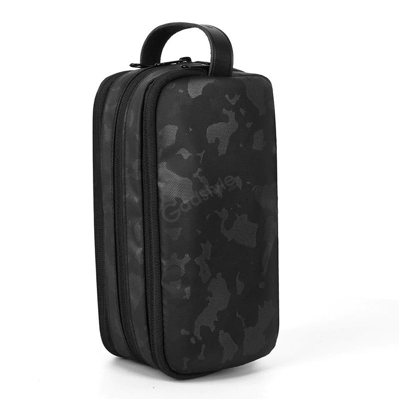 Wiwu Electronic Storage Bag Portable Design Travelling Organize Carry Pouch (2)