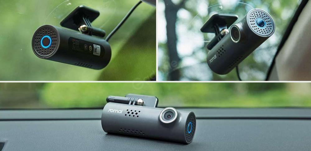 Xiaomi 70mai Midrive D06 Cam Smart Voice Control 1080p Car Dvr Dash Camera (1)