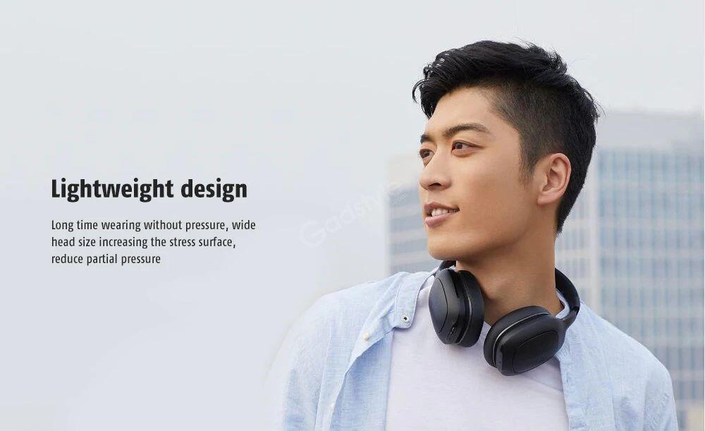 Xiaomi Bluetooth Headphone 40mm Dynamic Driver Bass (4)