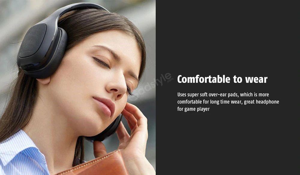 Xiaomi Bluetooth Headphone 40mm Dynamic Driver Bass (5)