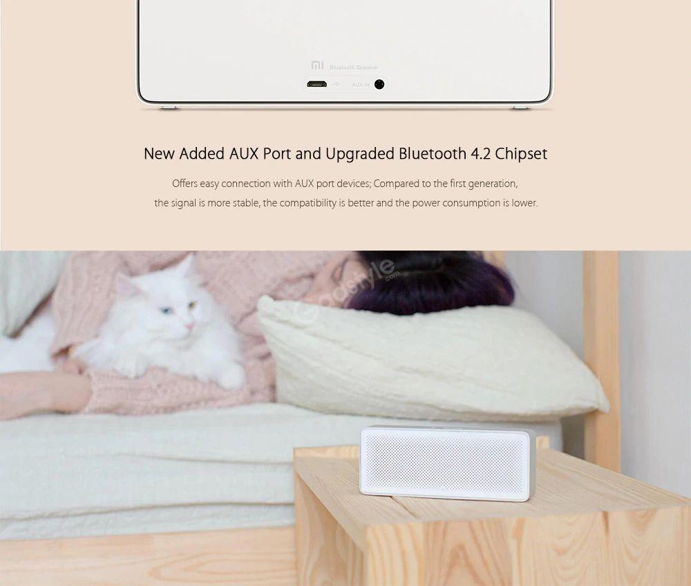 Xiaomi Mi Square Box Bluetooth Speaker 2 (1)