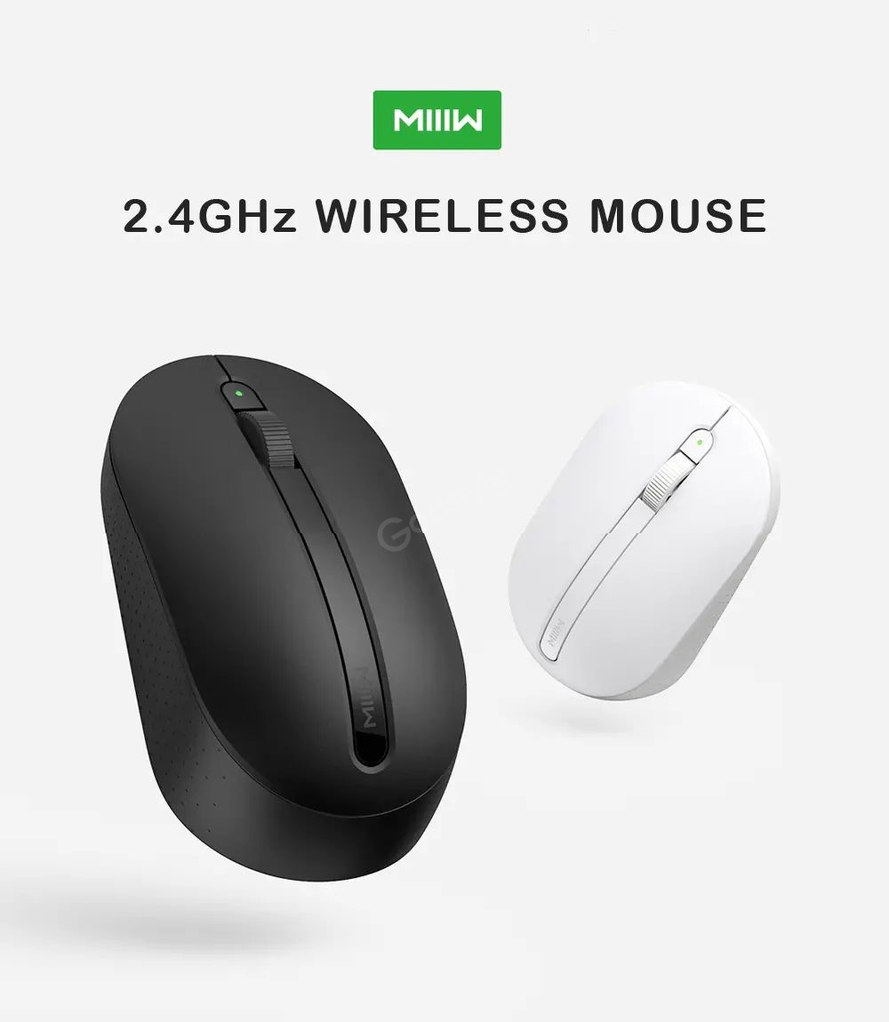 Xiaomi Miiiw Durable Lightweight Wireless Mouse (2)