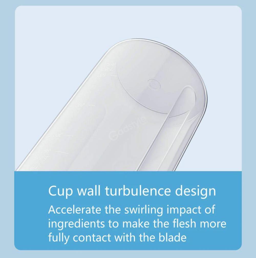Xiaomi Mijia Portable Juicer Usb Electric Juicer 350 Ml (1)
