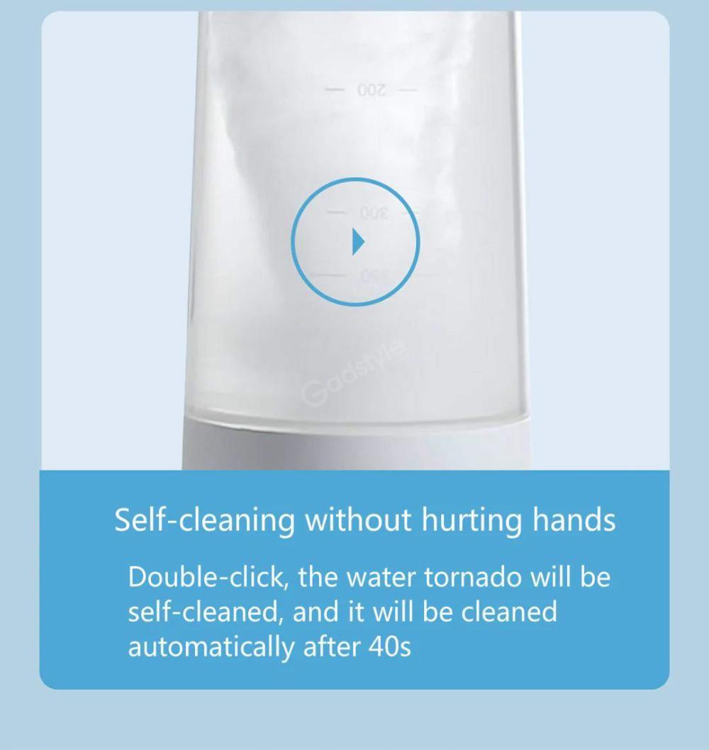 Xiaomi Mijia Portable Juicer Usb Electric Juicer 350 Ml (9)