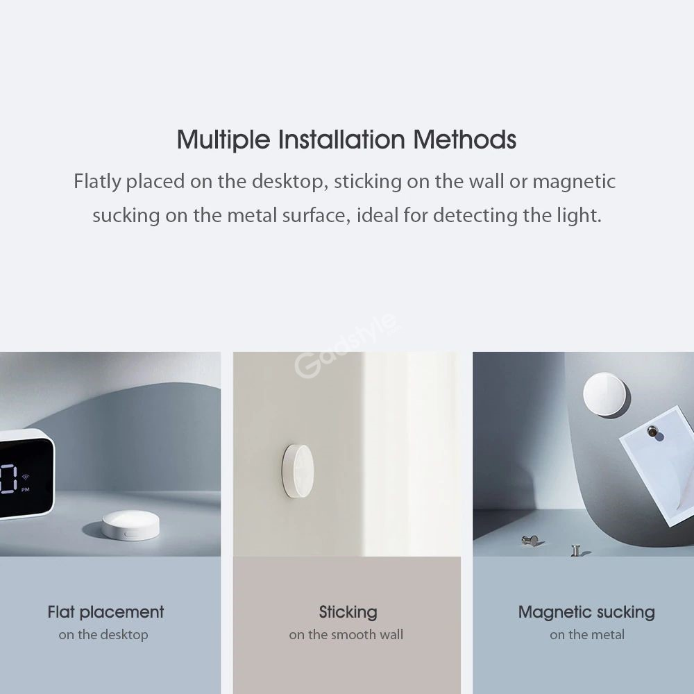 Xiaomi Mijia Smart Light Sensor Detection Sensor (4)