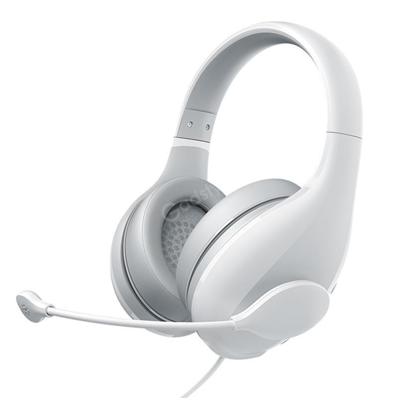 Xiaomi Ndz 18 Ai 40mm Speaker Wired Headphone With Microphone (4)