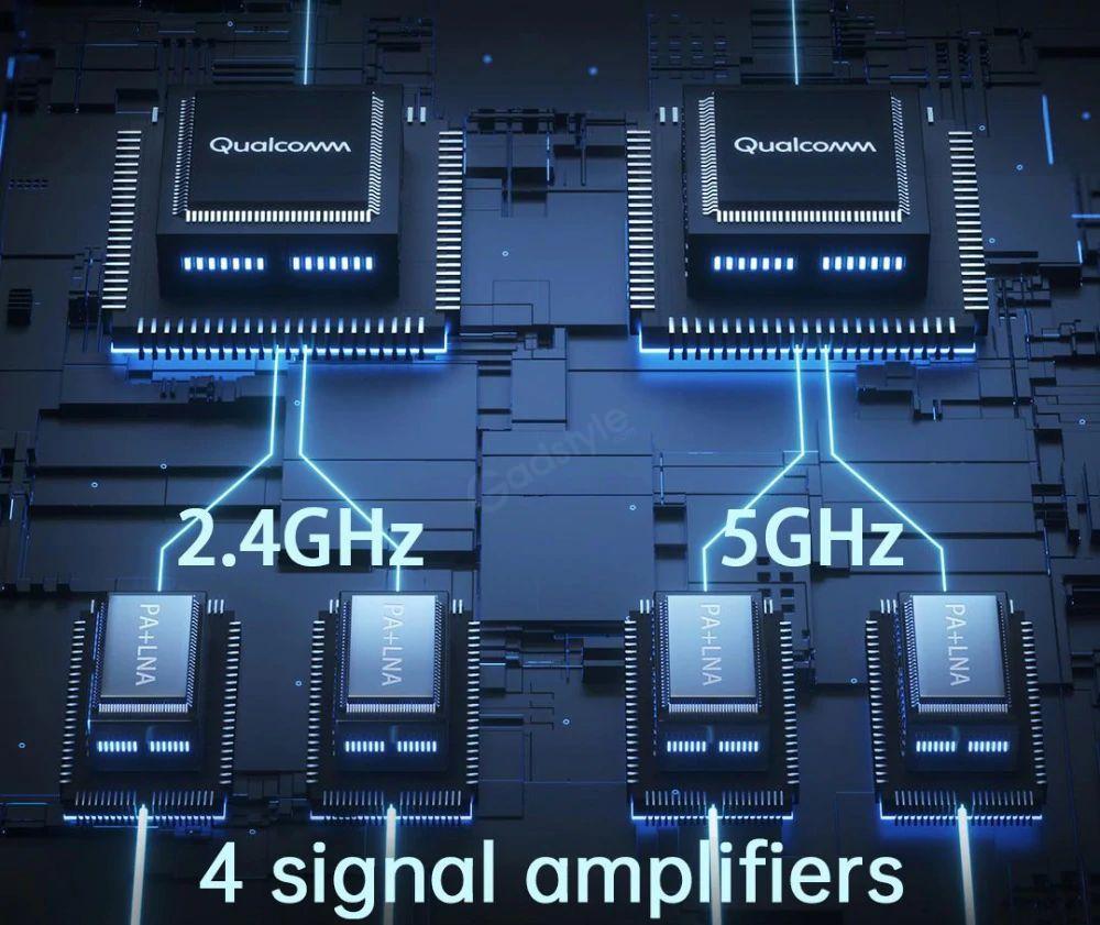 Xiaomi Router Ax1800 5 Core Wi Fi 6 Wireless Router Dual Band (2)
