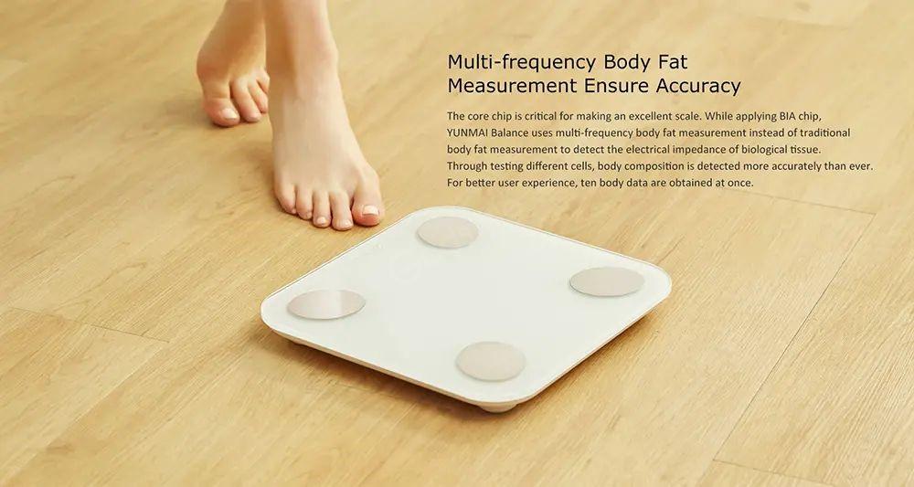 Xiaomi Yunmai Mini 2 Smart Body Scale (2)