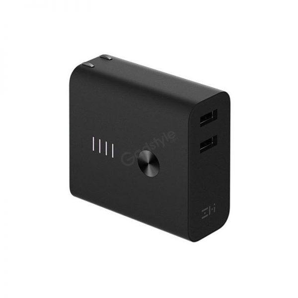 Zmi Apb01 Powerbank 6500mah Dual Usb (1)