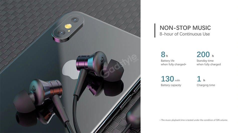 1more E1028bt Piston Fit Bluetooth Earphones (1)