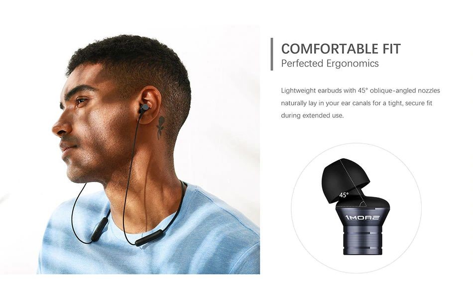 1more E1028bt Piston Fit Bluetooth Earphones (3)