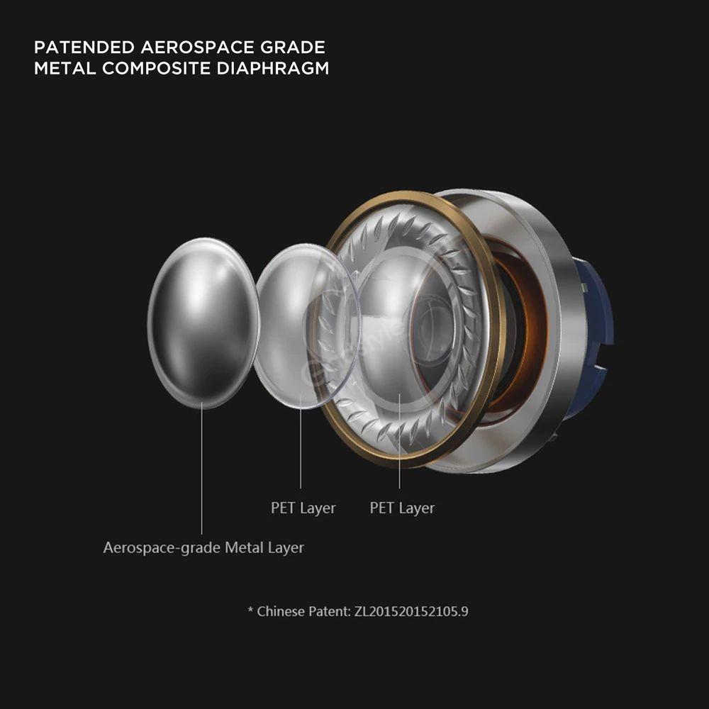 1more Triple Driver Wireless Bluetooth Earphones (1)