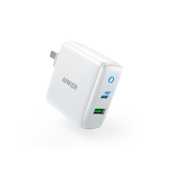Anker 38w Dual Port Oppo Vooc Flash Charging Adapter