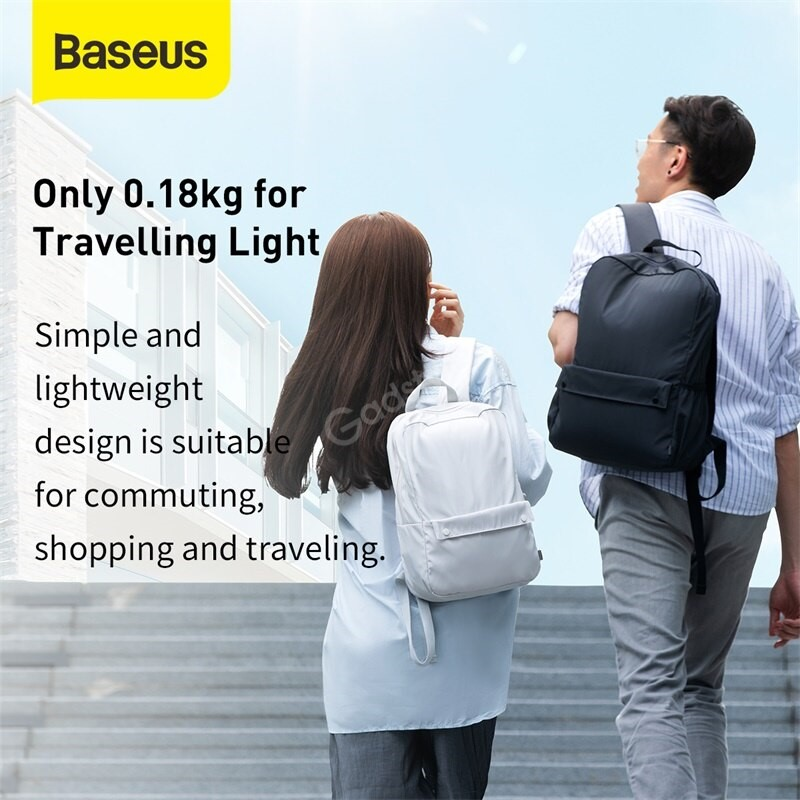 Baseus 20l Basics Series 16 Inch Business Laptop Backpack (4)