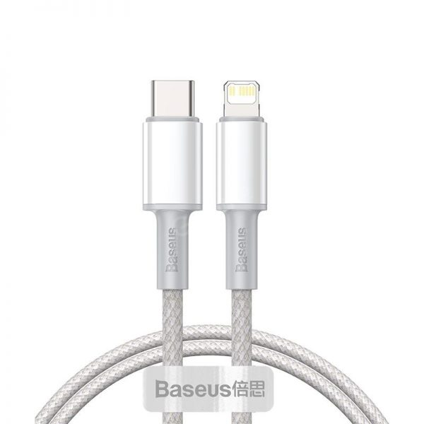 Baseus 20w Quick Charge Usb C To Lightning Pd Cable For Iphone (1)
