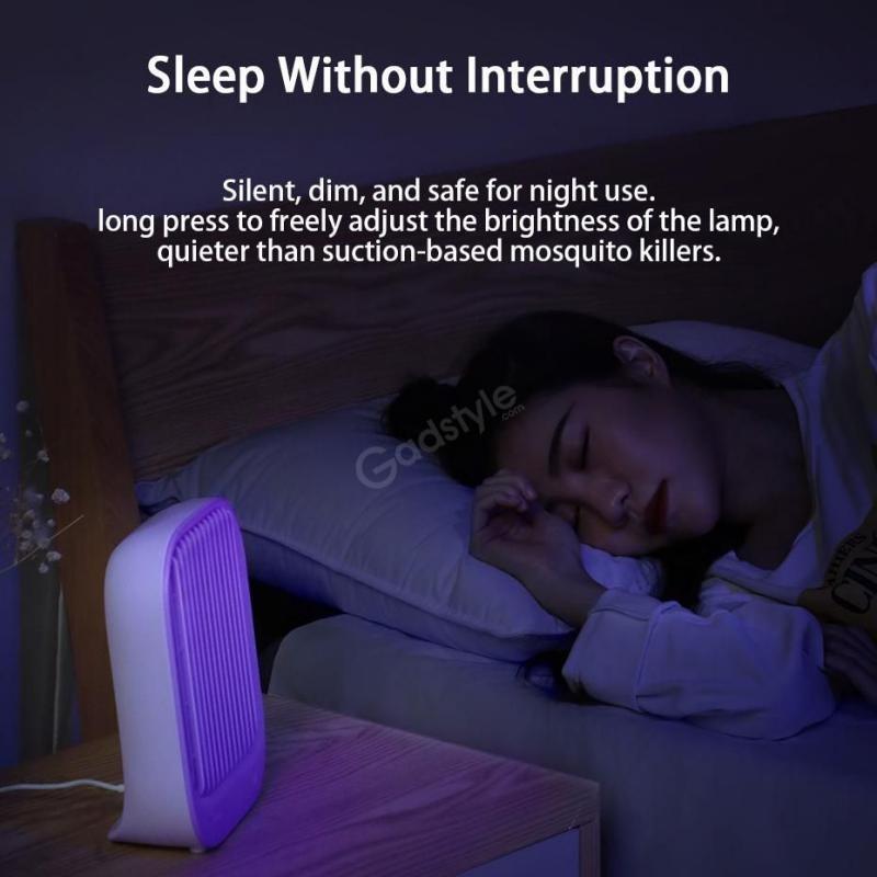 Baseus Baijing Desktop Mosquito Lamp (3)