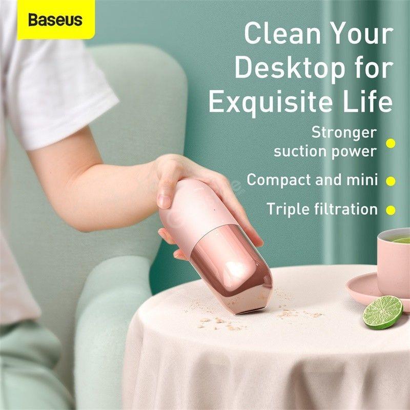 Baseus C1 Portable Handheld Vacuum Cleaner (2)