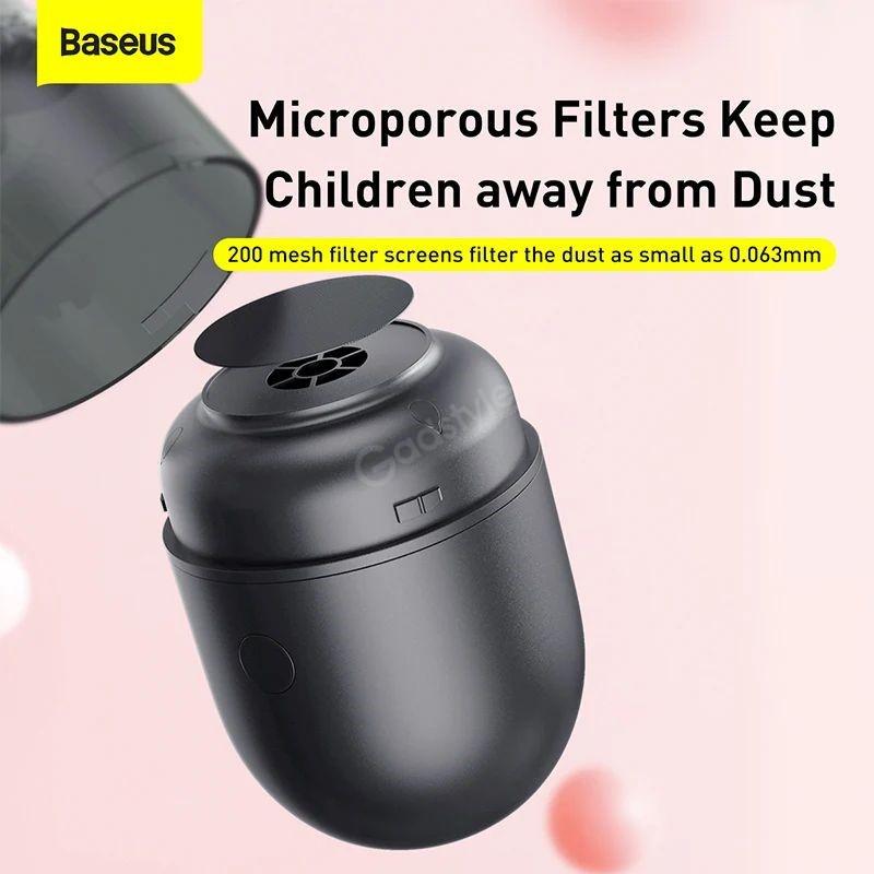 Baseus C2 Desktop Capsule Vacuum Cleaner (2)