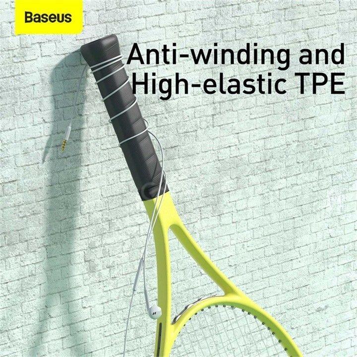 Baseus Encok H16 Ergonomic Design Wired Earphone (2)
