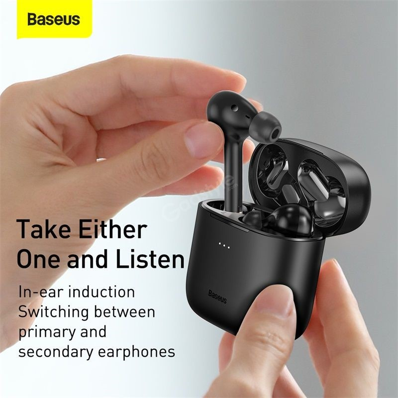 Baseus Encok W06 Tws Bluetooth Earphones (3)