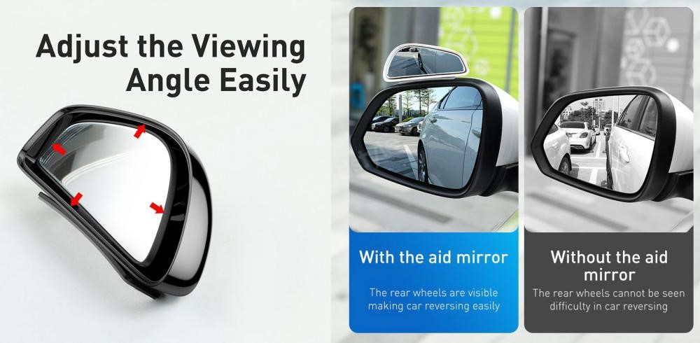 Baseus Large View Reversing Auxiliary Mirror (3)