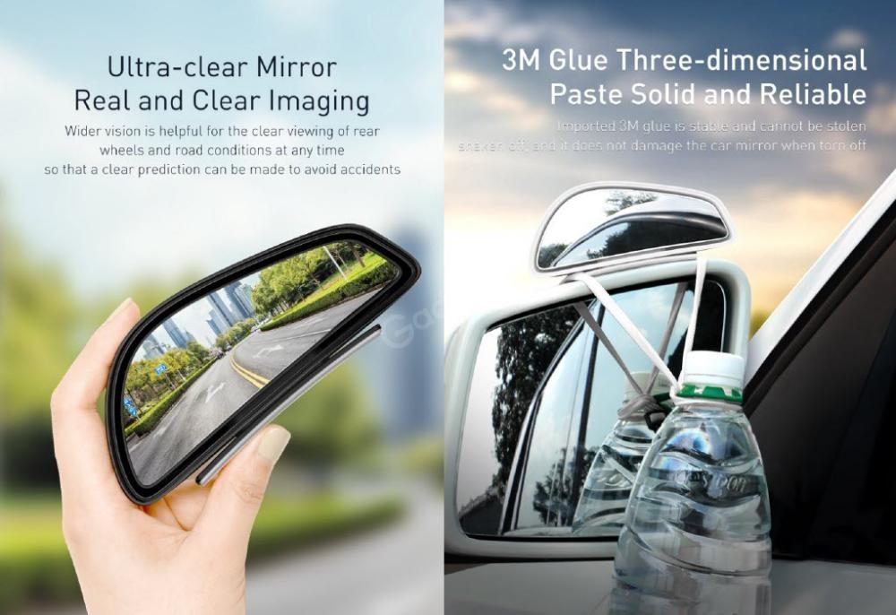 Baseus Large View Reversing Auxiliary Mirror (6)