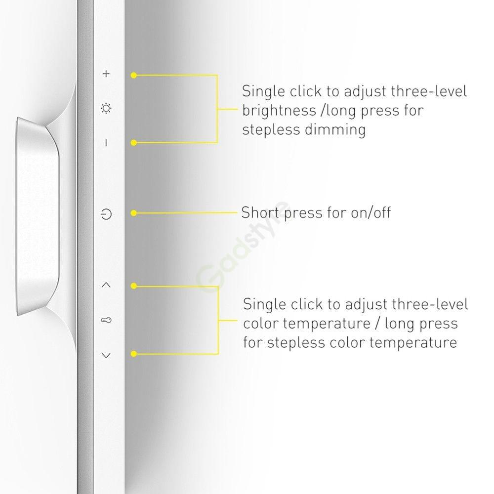 Baseus Magnetic Stepless Dimming Charging Desk Lamp Pro (1)