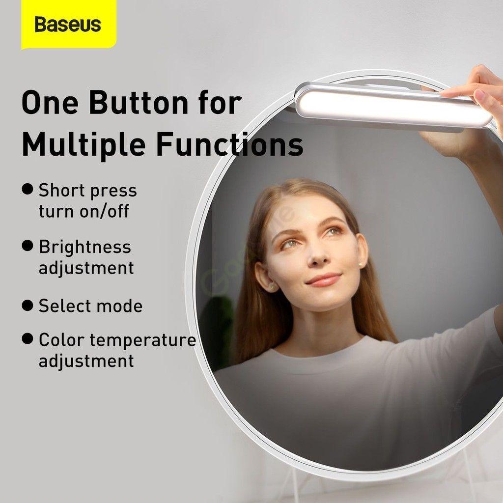 Baseus Magnetic Stepless Dimming Charging Desk Lamp Pro (5)