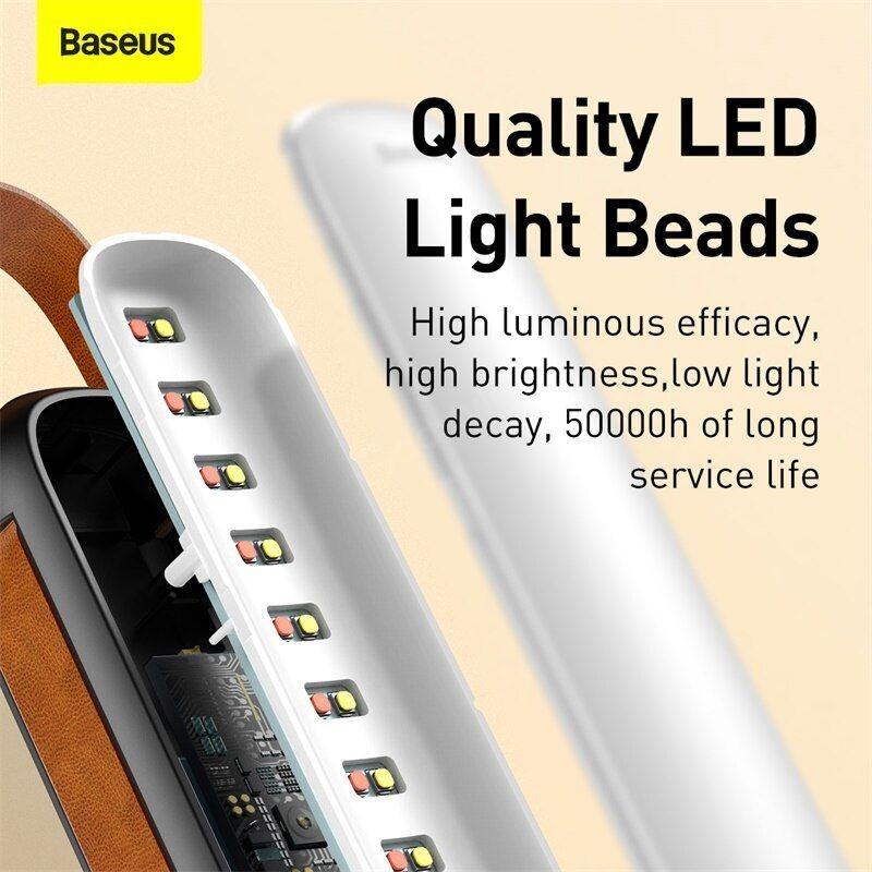 Baseus Solar Emergency Car Flashlight (3)