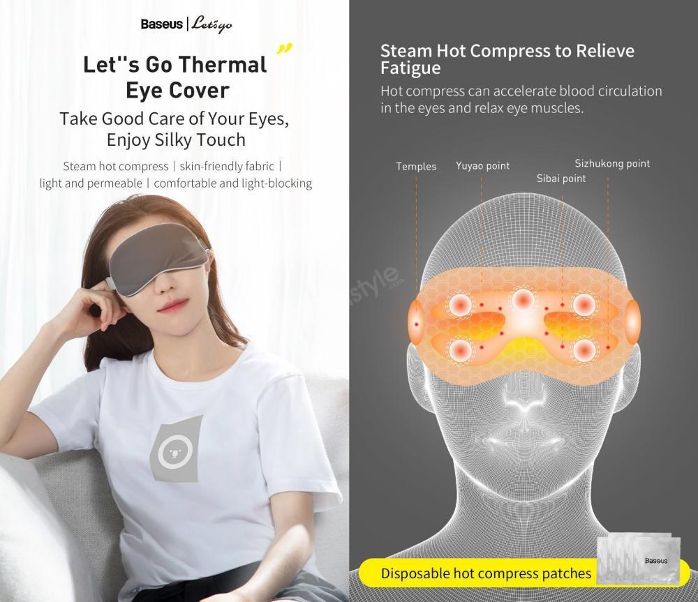 Baseus Thermal Series Eye Cover (4)