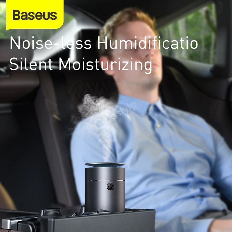 Baseus Time Aromatherapy Machine Humidifier 75ml (5)
