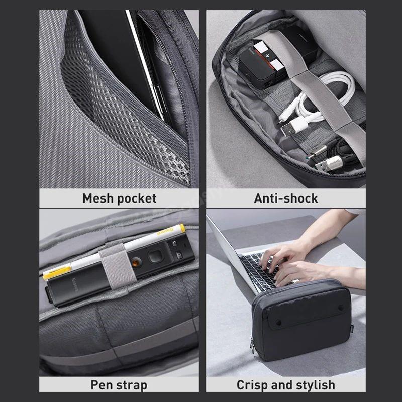 Baseus Track Series Extra Digital Device Storage Bag (5)