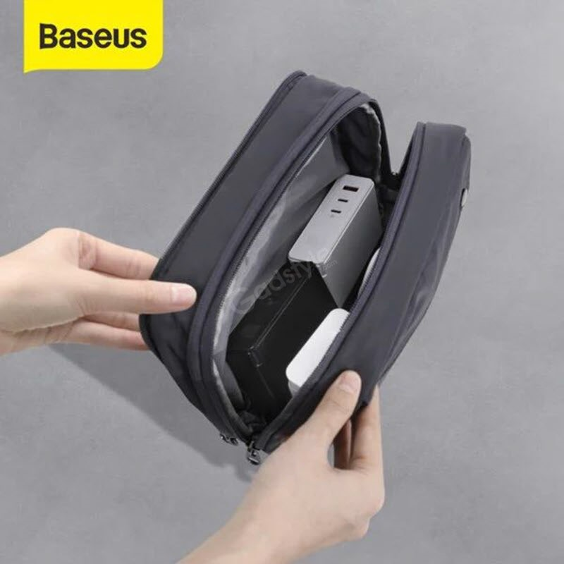 Baseus Track Series Extra Digital Device Storage Bag (7)