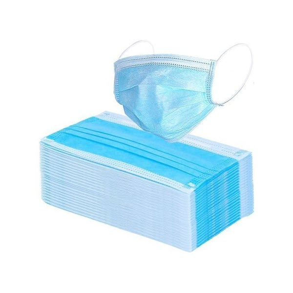 Bontel 3 Ply Face Mask Surgical Disposable 50pcs Box (4)